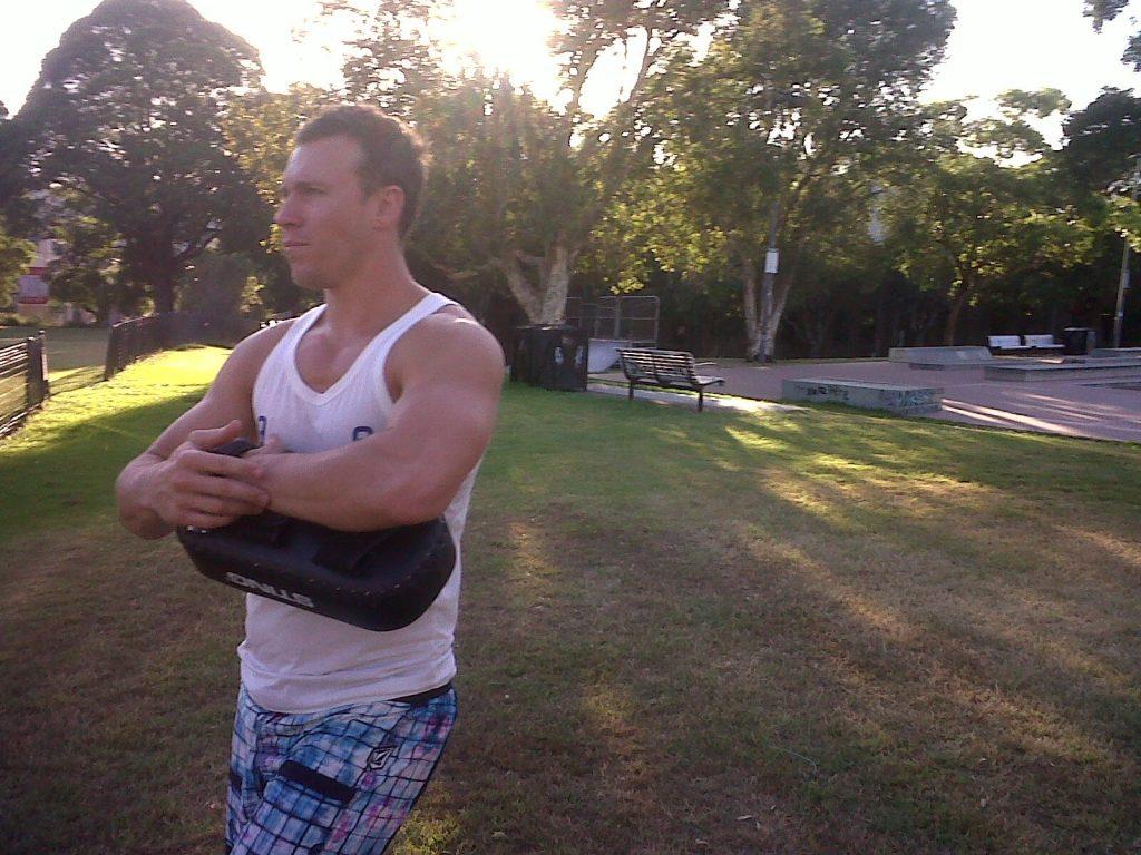 Shaun Button Trainer